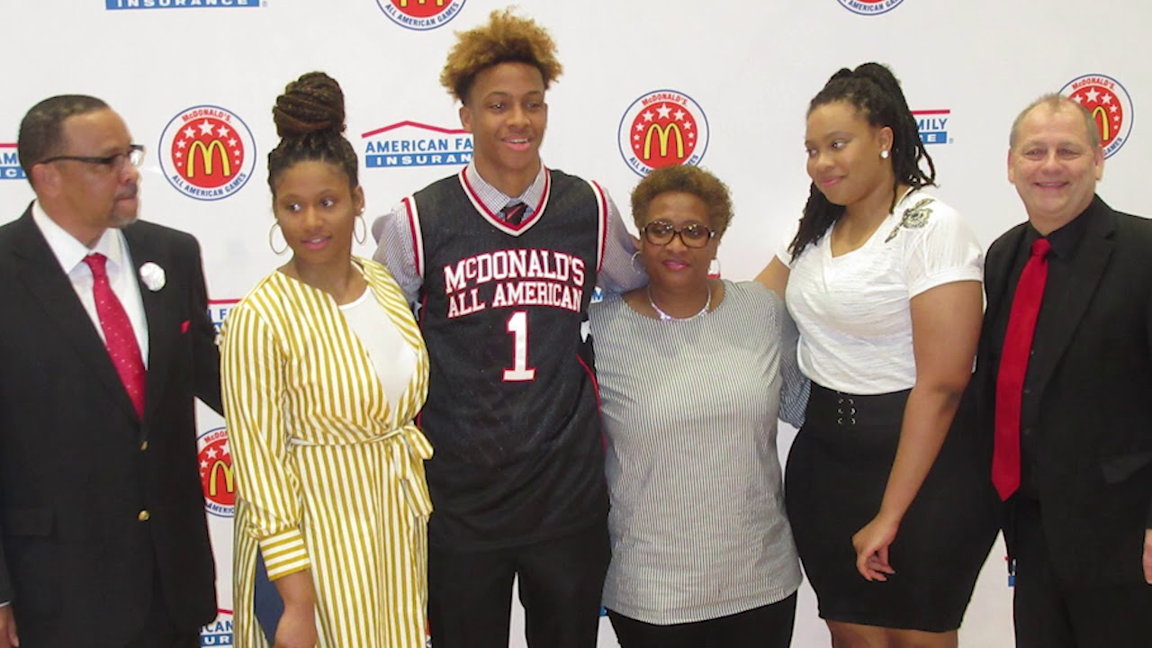 huge selection of 2f64d df27e Stop #41: Romeo Langford - New Albany, NY
