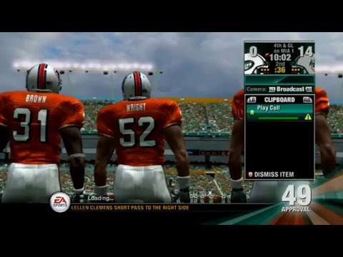 Head Coach Dynasty S1E18 - Miami Dolphins vs New York Jets - 2008 Week 1 - 1031ent