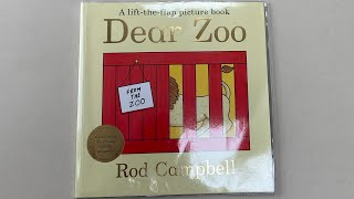 Story time - Dear Zoo by Rod Campbell read by Mrs O'Kelly