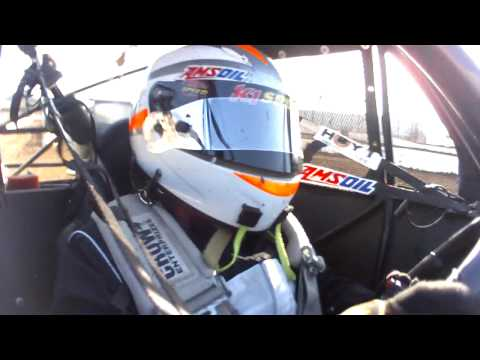 In car footage of Daniel Mollineda racing @ the Perris Auto Speedway Offroad Series
