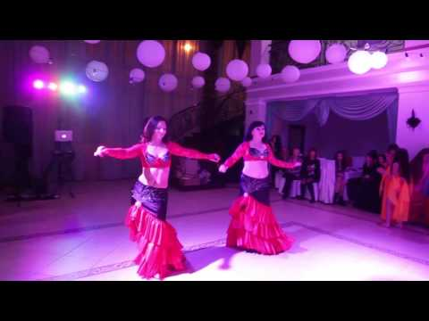 Duet  flamenco belly dance fusion. BellyDance party
