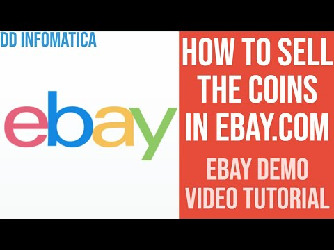 How To Sell The Old Coins And Currencies In Ebay Com Video Tutorial Dd Infomatica Tamil Part 7 Youtube