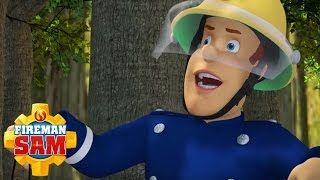 Fireman Sam US Official: Pioneers Go Wild Compilation!