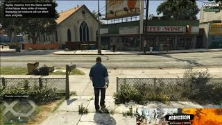 Grand Theft Auto 5 Gameplay  [1080p]