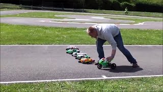 RC Motorcycle Racing