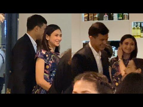 SARAH At MATTEO, Dumating Sa Pa-SURPRISE Ni OGIE Para Kay REGINE! Puma-PARTY Ang ASHMATT!