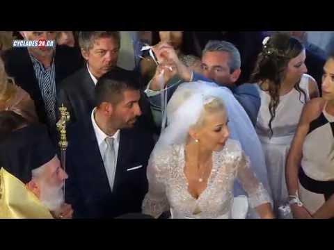 Μύκονος: Ο Αρχοντικός γάμος, το Παραμυθένιο νυφικό και το «Ξύλο» στο γαμπρό!
