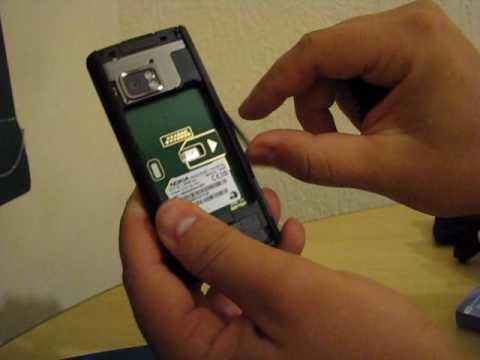 Nokia X6-00 Unbox