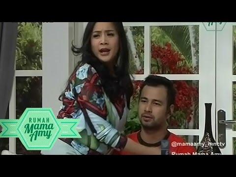 Nagita Slavina Terpesona Gombalan Raffi Ahmad? - Rumah Mama Amy (7/11)