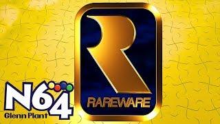 RAREWARE Games on Nintendo 64 (feat Donkey Kong 64, Jet Force Gemini, Goldeneye)