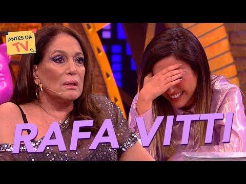 Susana Vieira PEGARIA Rafael Vitti? Tatá Werneck fica chocada! 😱   Lady Night   Humor Multishow
