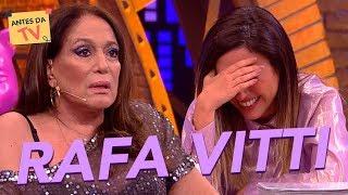 Susana Vieira PEGARIA Rafael Vitti? Tatá Werneck fica chocada! 😱 | Lady Night | Humor Multishow