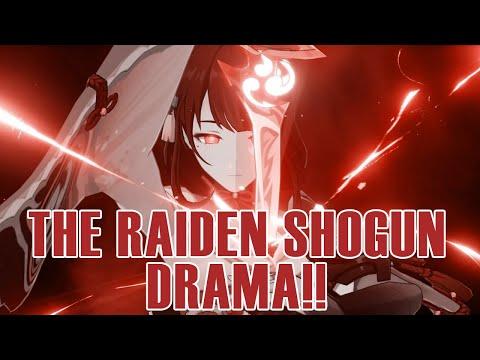 THE RAIDEN SHOGUN DRAMA!! Does Baal meet the expecation of an archon? // Genshin Impact