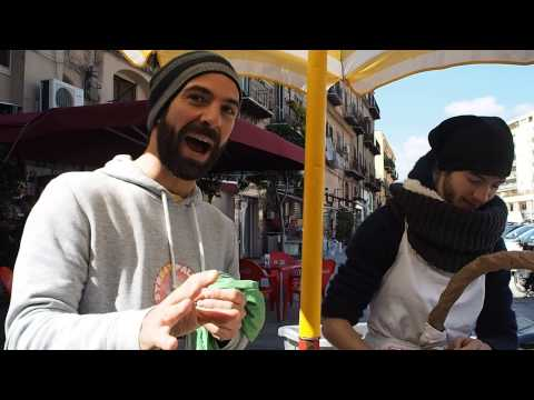 Streat Palermo Tour
