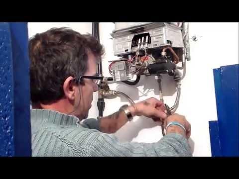 Como repara un calentador de gas butano youtube - Calentadores de agua butano ...