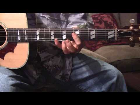 Whining Boy Blues Fingerstyle licks riffs lesson part 2