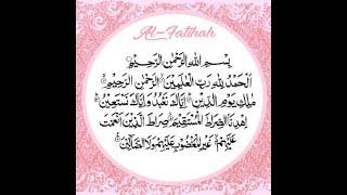 Download lagu Surah al-Fatihah 41x