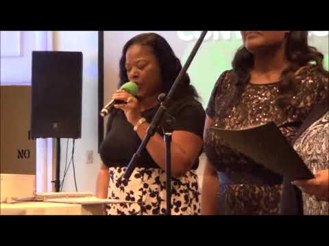 Lord You're Holy   Helen Baylor North Bahamas Conference Convention 2018