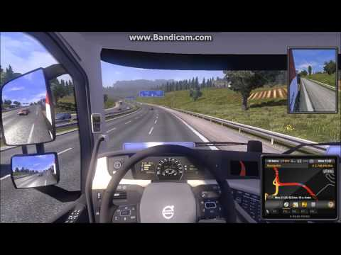 VTC ScoobyTrans Virtual Truckingtrip Croatia to Germany pt2