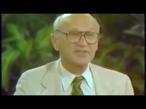 Milton Friedman protecting yourself from Inflation