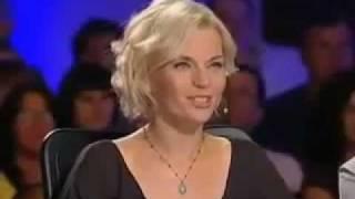 Jajca z Tuska w Mam Talent Miss Polski Mancewicz udziela TVN24 odpowiedzi na pytanie czym Polska
