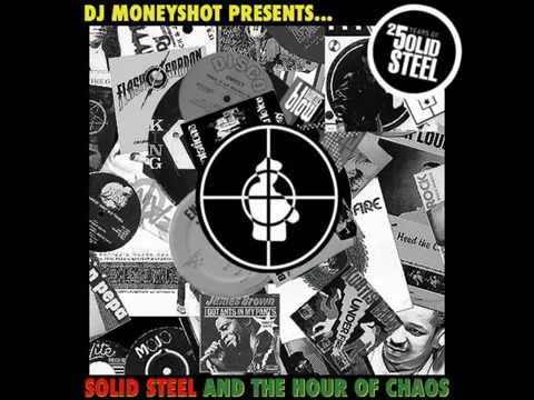 DJ Moneyshot - ''Solid Steel and the Hour of Chaos'' [It Takes a Nation of Millions tribute]