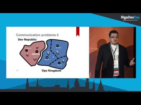 Andrey Adamovich - Enterprise flight into DevOps space