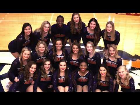 2019-20 Midland University Warrior Wildfire Team