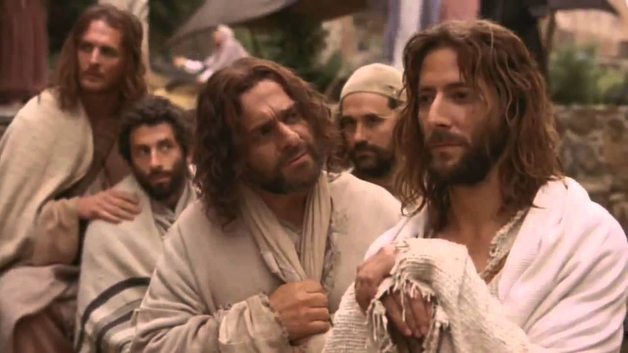 the gospel of john visual bible movie hd youtube
