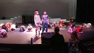 Video Bryce singing to Ava - rehearsal download MP3, 3GP, MP4, WEBM, AVI, FLV Juni 2018