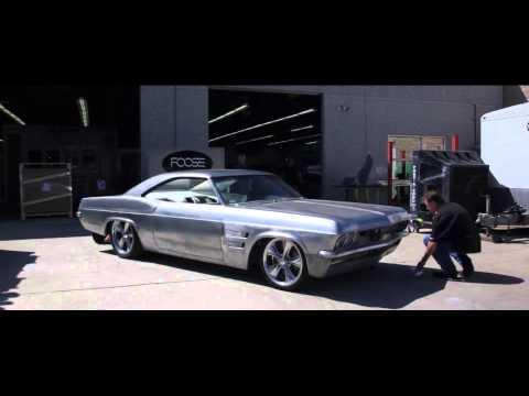 Chip Foose 65 Impala interview