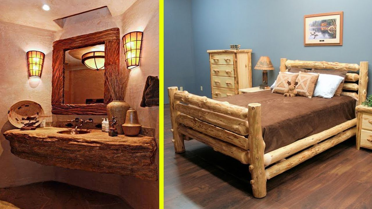 120 Creative WOOD Furniture And House Ideas 2017 | Interior Bed Table | Wood  Craft Designs