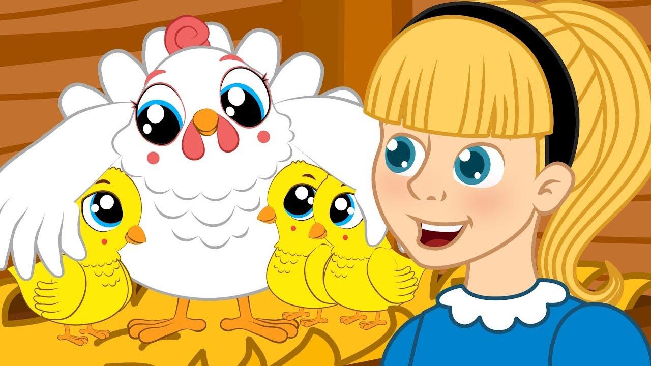 Alice ile Üç Küçük Civciv