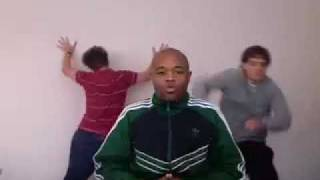 "DANCIN with Marvin Winans Jr. - EURO REMIX of ""You Never Let Me Down"" By KEYBEEETSSS! HILARIOUS!!"