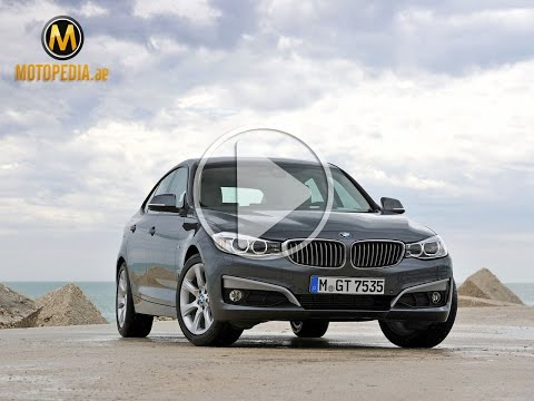 2014 BMW 335i Sport review - 335i تجربة بي ام دبليو -Dubai UAE Car Review by Motopedia.ae