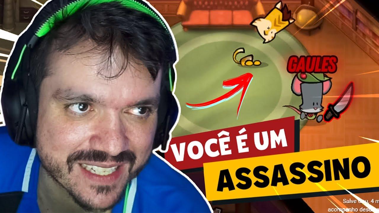 GAULES FICOU SOLO DE IMPOSTOR E OLHA OQUE ELE FEZ PARA GANHAR!!