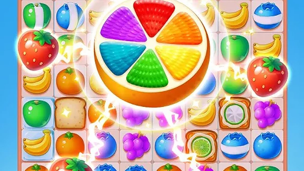 Fruit factory game - Fruits Bomb Kids Gameplay Android Kids Games Mobile