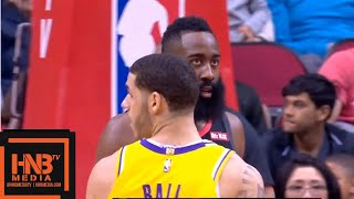 LA Lakers vs Houston Rockets 1st Qtr Highlights | 01/19/2019 NBA Season