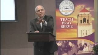"Philip Goldberg - Unity Church, Lyceum 2013: ""Sacred Texts"" Q and A"