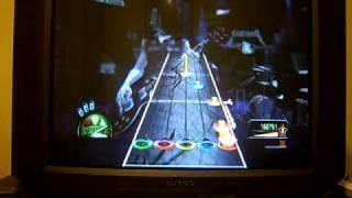 Guitar Hero Metallica The Unforgiven 5* Expert