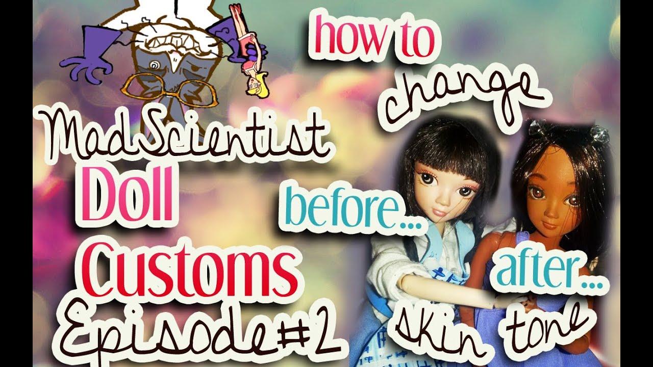 Custom Parts and Repairs NEW American Girl Light Skin Doll Body