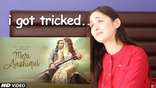 Russian Reaction to Meri Aashiqui Song | Rochak Kohli Feat. Jubin Nautiyal