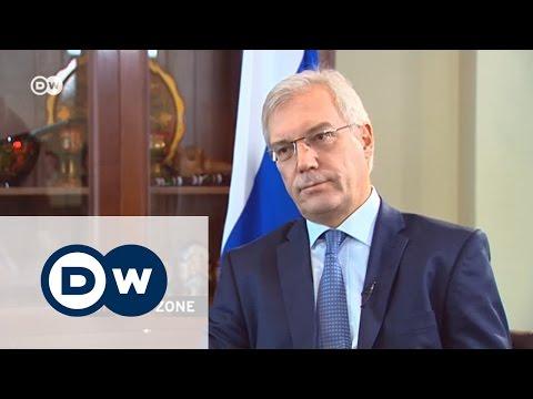 Провокационные вопросы постпреду России при НАТО - Conflict Zone