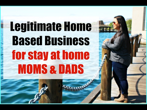 Legitimate Work From Home Business Opportunity [Work From Home Jobs For Moms and Dads] $300/Day