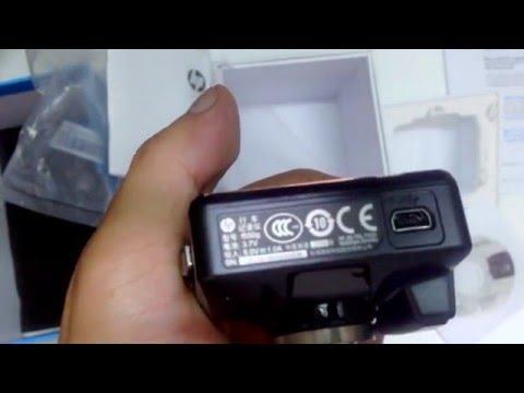 Camera hành trình HP F550g mở hộp giới thiệu !