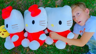 The Three little Kittens Song  #2 - Nursery Rhymes & kids song