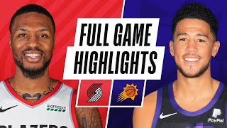 Download TRAIL BLAZERS at SUNS | FULL GAME HIGHLIGHTS | February 22, 2021