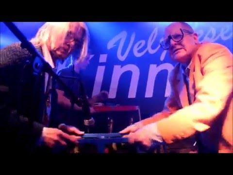 Lapinlahden Linnut Revisited - Elämä janottaa (Live @ On the Rocks, Helsinki, 2016)
