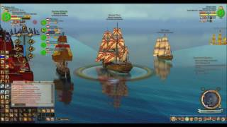 Pirates of the Burning Sea Port Battle Portobelo 7-6-2016