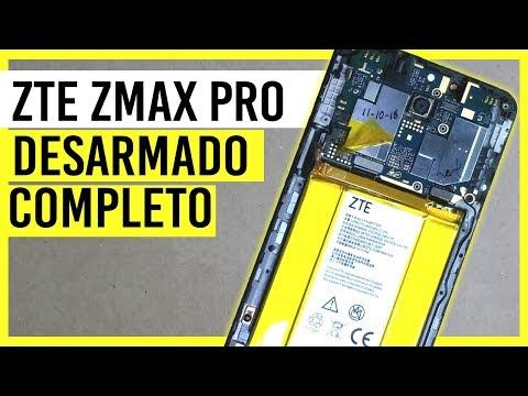 📱Como DESARMAR ZTE Zmax Pro Z981 🔥 N9560